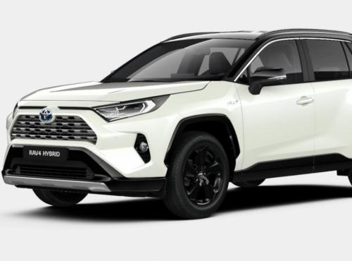 photo TOYOTA RAV4 LUXURY 2,5 Hybrid 2WD ECVT