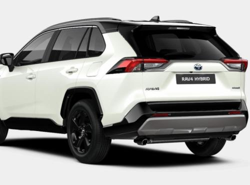 photo TOYOTA RAV4 LUXURY 2,5 Hybrid 4WD ECVT