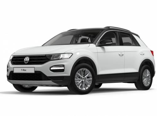 photo Volkswagen T-Roc 2.0 TDI 150 STYLE ( Lounge )
