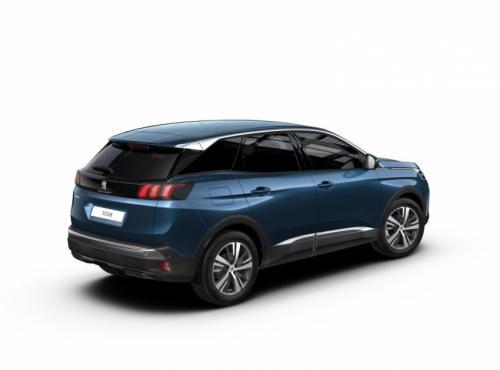 photo PEUGEOT NOUVEAU 3008 ALLURE PACK 1.2 PureTech 130 EAT8