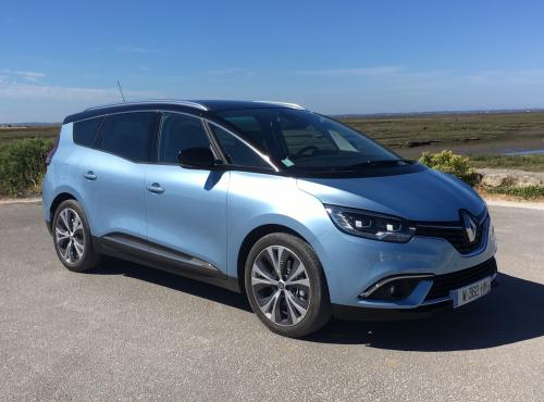 photo RENAULT GRAND SCENIC INTENS 7 PLACES  1.7 BLUE DCI 120 CV EDC